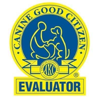 Canine Good Citizen- Evaluator